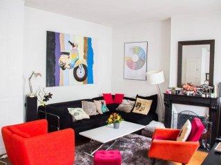 Superb apartment near Monceau