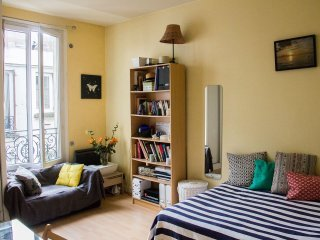 Cosy studio close to Trocadero (Eiffel Tower)