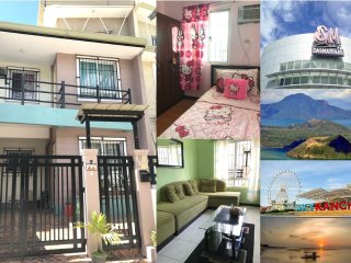 Accessible Town House in Dasmarinas