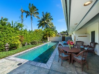 Stunning, Hale Nalani, tucked away, spacious with pool!
