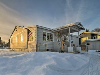 NEW! 2BR Anchorage Apartment w/ Fenced-In Backyard