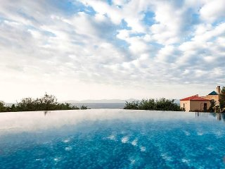 Megali Ammos Villa Sleeps 4 with Pool Air Con and WiFi - 5576446