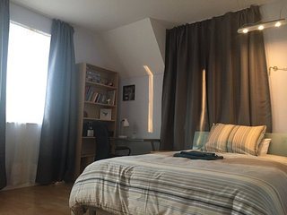 Big, modern, comfortable and quiet rooms near Lake Tegel and TXL - I