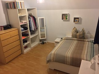Big, modern, comfortable and quiet rooms near Lake Tegel and TXL - II