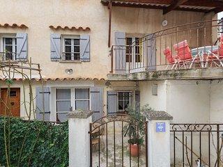 Beautiful house with terrace & Wifi