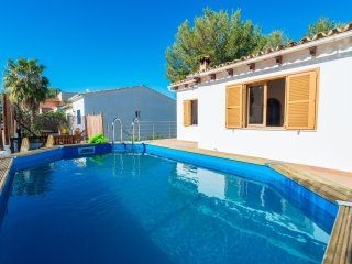 CUROLLAMARIS - Chalet for 8 people in Colonia Sant Pere