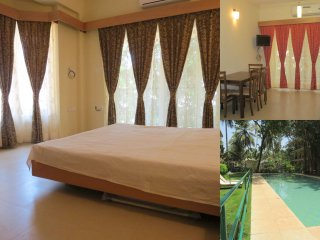 20) Large 1 Bedroom Apartment Emerald Court, Nagoa & WiFi