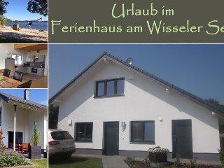 Familienfreundliches Ferienhaus am Wisseler See