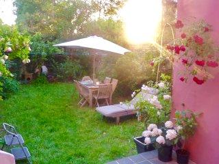 Lumineux Rez/Duplex 3 chambres terrasse et jardin