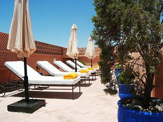 Spacious villa in Marrakesh & Wifi