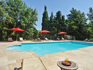 Spacious gite with pool and garden