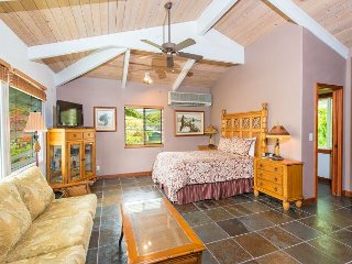 Quaint upscale 1 bedroom bungalow in oceanfront estate