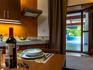 Plunge pool/Terrace view studio by SKADI, resorts & more