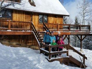 Santiago Basin Cabin - Pitkin
