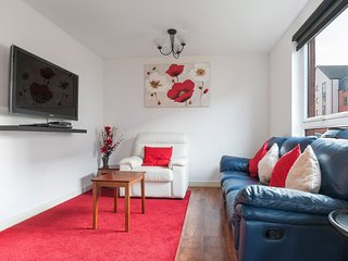 Cosy Apartment, Sleeps 4