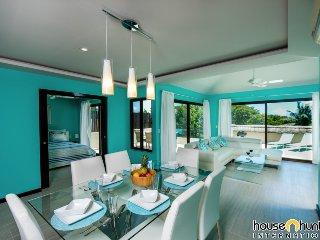 Luxury condo in Puerto Aventuras Palmas