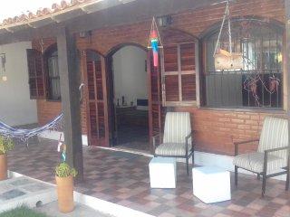 Casa aconchegante estilo colonial lazer e descanso