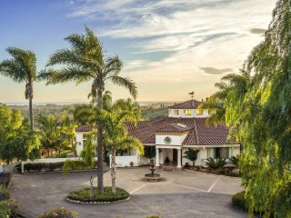 Magnificent Gated Santa Barbara Estate