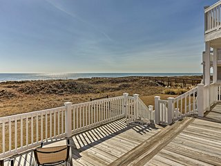 NEW! 4BR House w/Views - Steps from Sunset Beach!