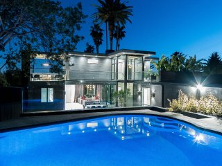Hollywood Hills Modern House