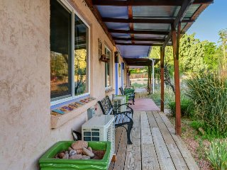 Cute & cozy rental near Arches & Canyonlands w/ shared hot tub and yard!