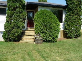 Two bedroom, Main floor of personal, private bungalow. Close to all amenities.