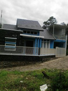Villa strategis di Batu Malang