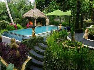 Family Private Pool Villa in Ubud - Kupu Kupu Private Villa