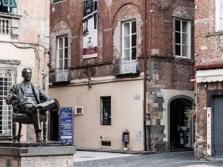 WHERE PUCCINI WAS BORN WITH TERRACE