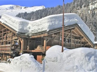 Big chalet - 100 m from the slopes