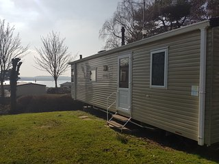2 Bed Caravan Rockley Holiday Park with Sea Views