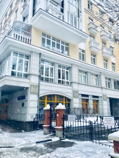 Appartment in the center / Patriarch Ponds FIFA2018
