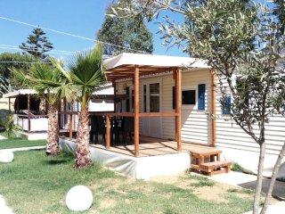 Campeggio Praia Mare mobil home 5