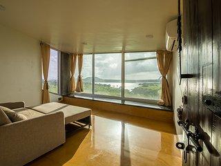 Sofa Bedroom with mesmerising views