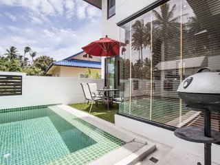 3BR Private pool villa Ban Tai - walk to beach (12)
