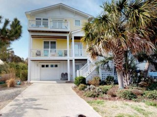 Need Space! 3300 Sq Ft Home, Ocean Views, Elevator, 2 King Owner Suites