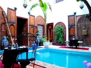 Cosy Villa - heart of Marrakech
