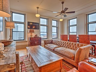 NEW! 2BR Penthouse Apartment in Downtown Knoxville