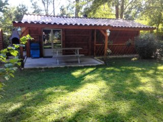 Beautiful chalet with garden & Wifi