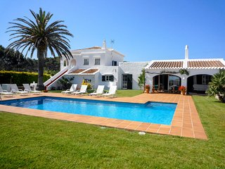 5 bedroom Villa in Cala Tirant, Balearic Islands, Spain : ref 5512033