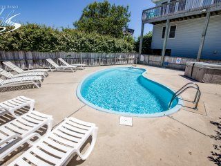 Carpe Duckem | 1393 ft from the beach | Private Pool, Hot Tub