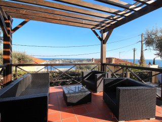 Large Seaview - Garden/Terrace/Barbecue - Modern & Luxury Apartment
