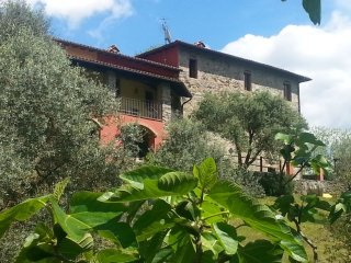 San Rocco, 3 bedrooms, 2 bathrooms, own pool, stunning views, WIFI