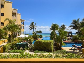 AMAZING 15% REDUCTION - 3 Bedroom Luxury Beachfront Condo El Faro (EFC104)