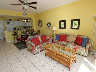 Beautiful beach views!! Indoor/outdoor pool, fitness, & hot tub! Steps to beach!