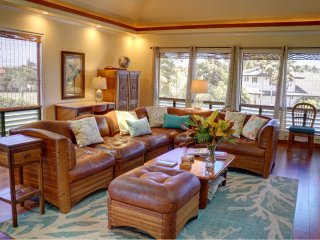 Luxury 4 Bedroom Vacation Home near Grand Hyatt & Poipu Beach ~ Free Fitness Clu