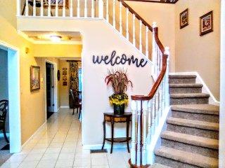 Gorgeous Poconos Family Retreat, Minutes to Shawnee, Camelback, Outlets, Casino