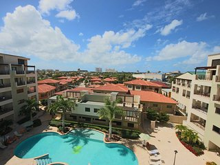 PALM ARUBA CONDOS -Bottle Palm Two-bedroom Loft condo - PC507 - PALM BEACH