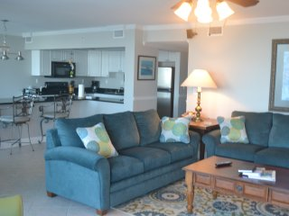 SeaSpray Perdido Key Condo # 412 ~ Fabulous river front 3 bedroom on marina side