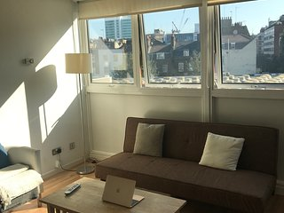 Bright Fitzrovia 1 bedroom flat